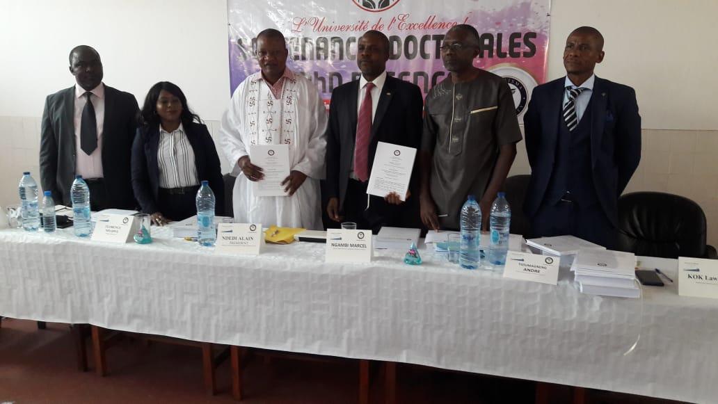 Cameroon, Douala, 2018