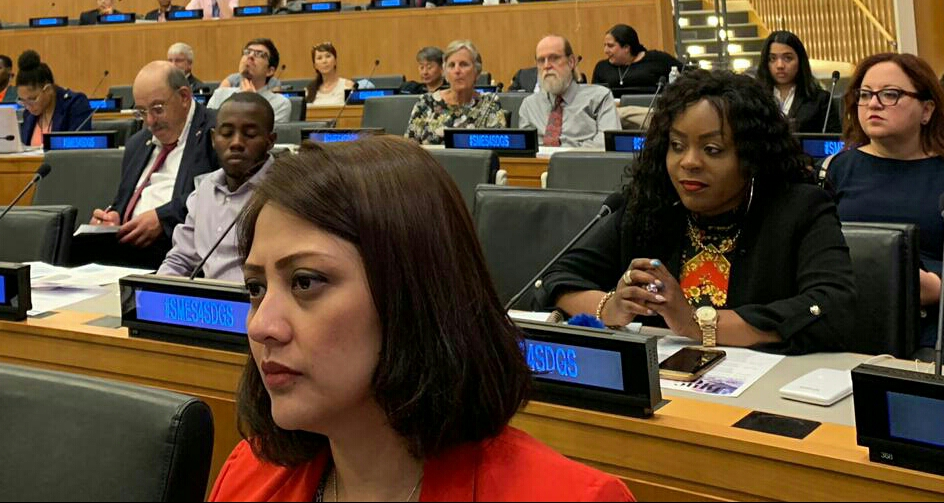 New York, United Nations Headquoters, 2019