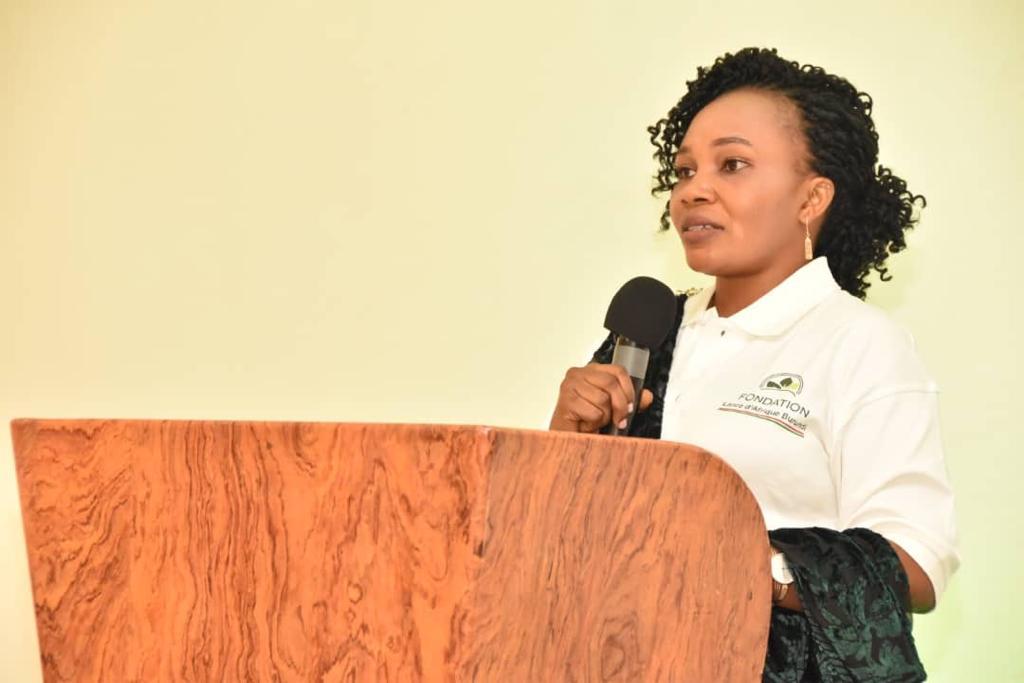 Mrs Chantal Ndizeye, Eden Microfinance