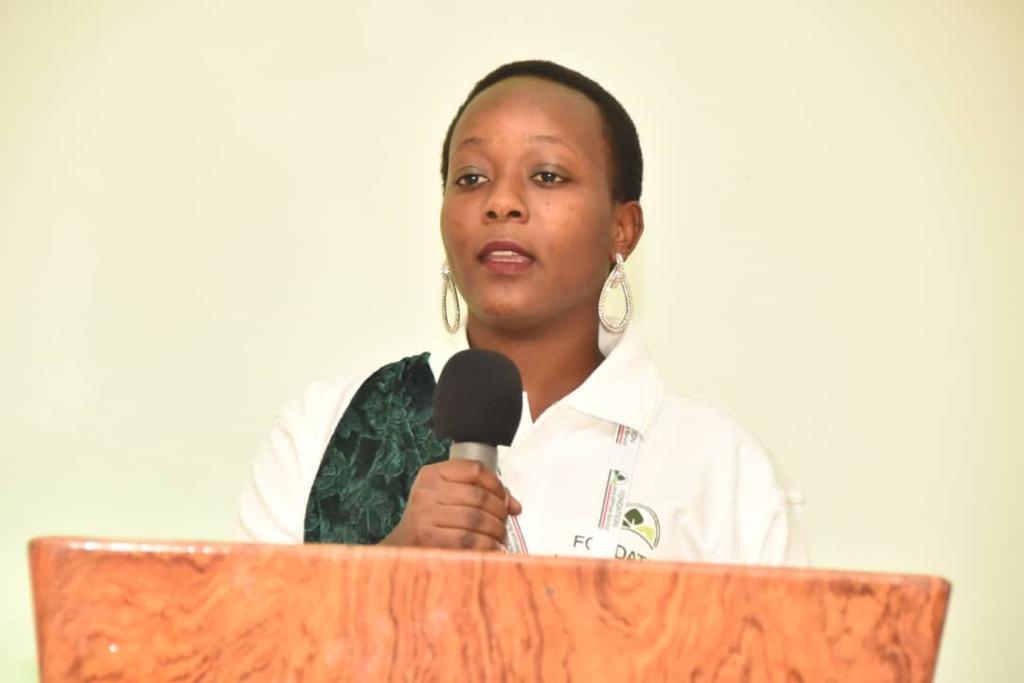 Ms Irène Munyana, Fondation-LAB, Executive Secretary