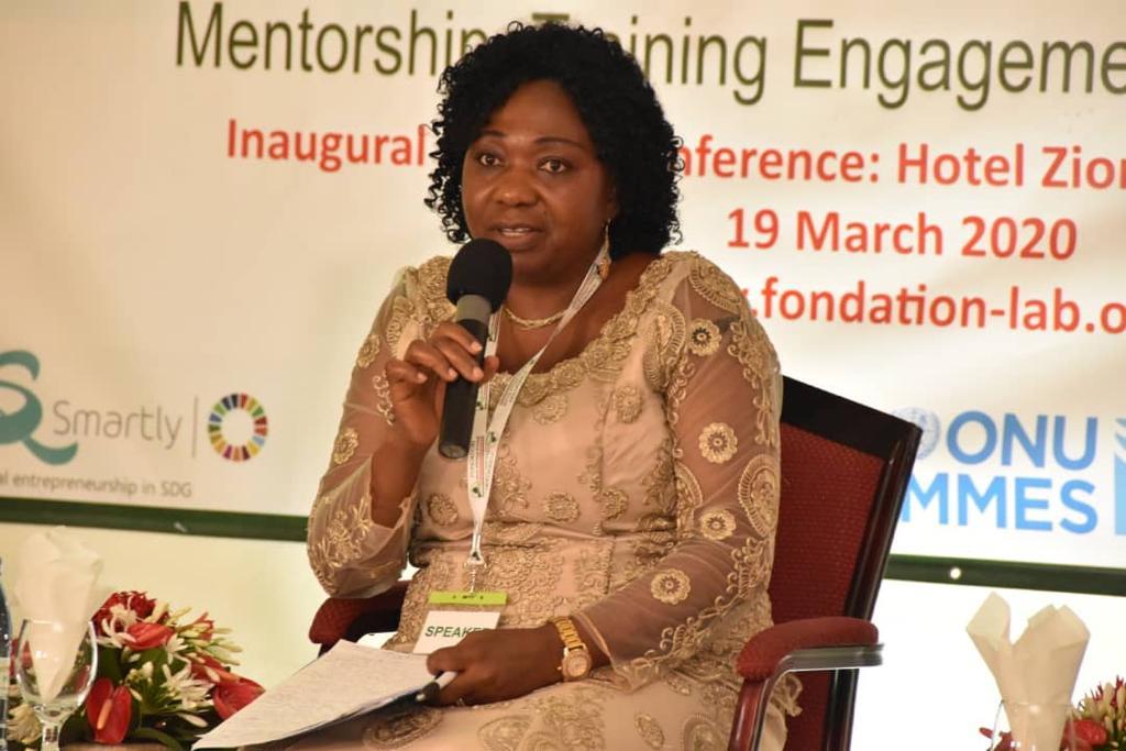 UN Women Burundi Representative, Mrs Jennet Kem