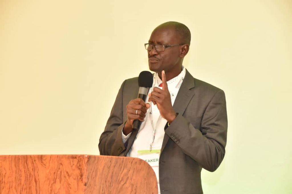 ActionAid International Burundi Representative, Almamo Barrow