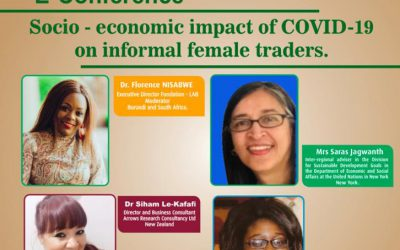 Impact of COVID-19 on Women Involved in ICBT